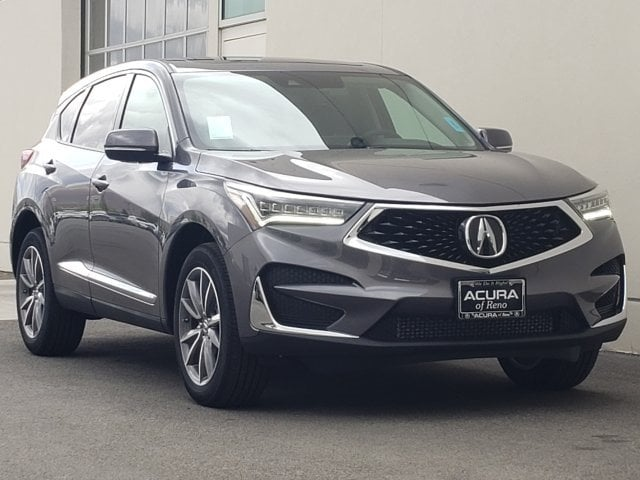 New 2020 Acura Rdx For Sale At Acura Of Reno Vin 5j8tc2h50ll000097