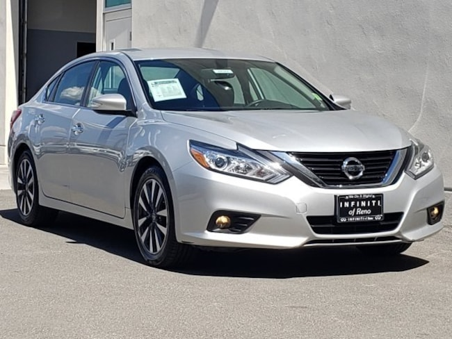 used 2017 Nissan Altima 2.5 SL Sedan reno