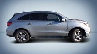 certifeid preowned 2017 Acura MDX 3.5L SUV reno