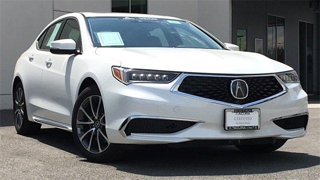 2018 Acura TLX w/Technology Pkg Sedan