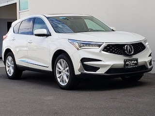 Used 2019 Acura RDX Base SUV For Sale in Reno, NV