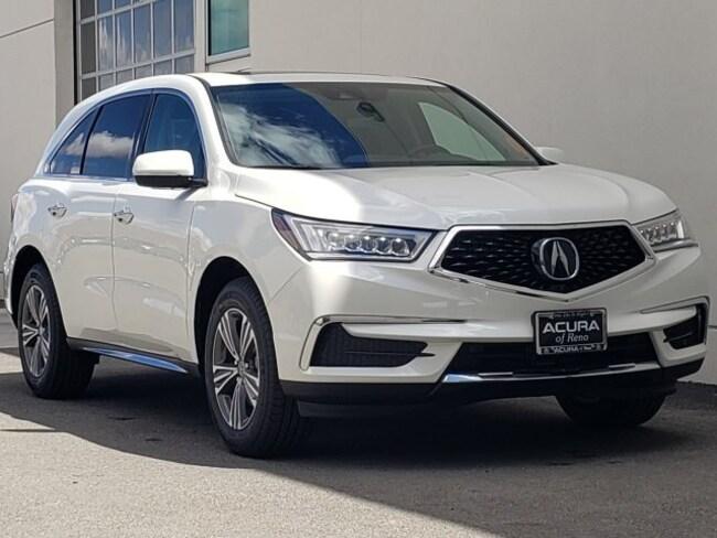 new 2019 Acura MDX SH-AWD SUV Reno, NV