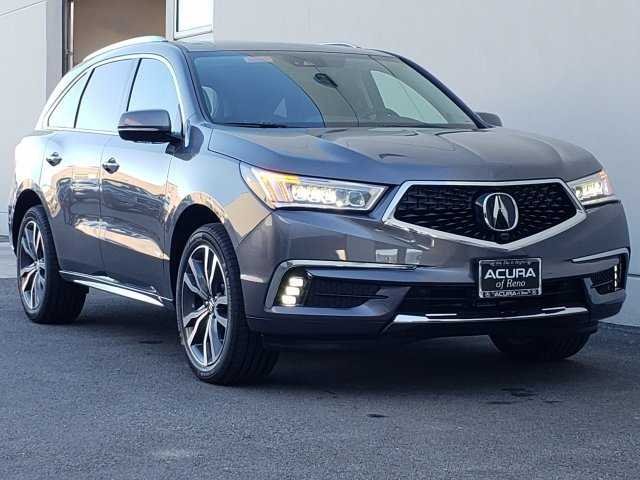 Acura Of Reno >> New 2019 Acura Mdx For Sale At Acura Of Reno Vin 5j8yd4h81kl021158