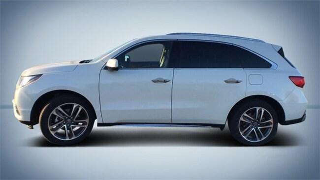 2017 Acura MDX w/Advance Pkg SUV