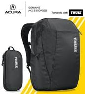 Complimentary THULE Backpack and Travel Pouch