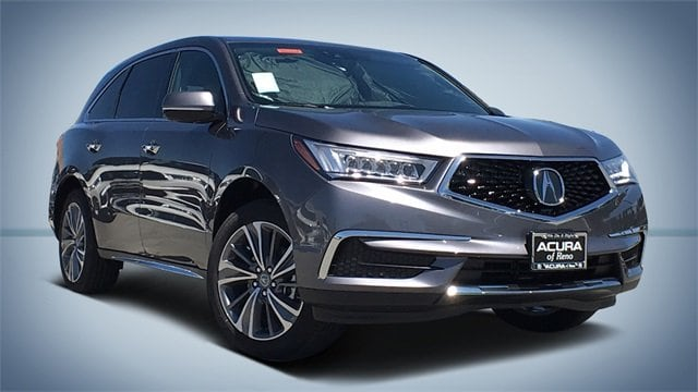 Mdx Cash Back >> Used 2018 Acura Mdx For Sale At Acura Of Reno Vin