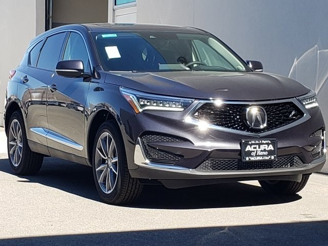 Acura Of Reno >> 2020 Acura Rdx Sh Awd With Advance Package Suv