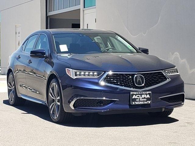 New 2020 Acura Tlx For Sale At Acura Of Reno Vin 19uub3f49la000117