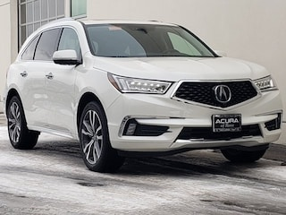 new 2019 Acura MDX SH-AWD with Advance Package SUV reno, nv
