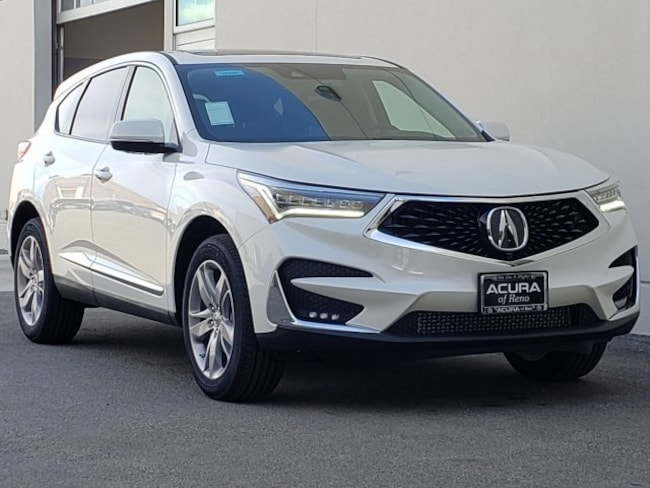 new 2019 Acura RDX SH-AWD with Advance Package SUV Reno, NV