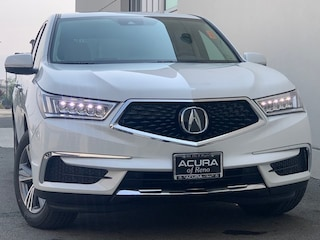 New 2020 Acura MDX SH-AWD SUV For Sale in Reno, NV
