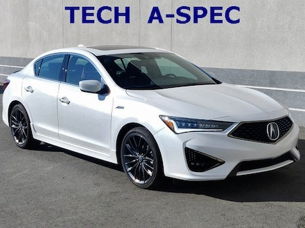 2021 Acura ILX Technology & A-Spec Packages Sedan