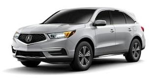 2018 Acura MDX SH-AWD Sport Utility