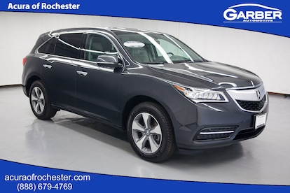 Acura Of Rochester >> Used 2014 Acura Mdx For Sale In Rochester Ny Near Pittsford