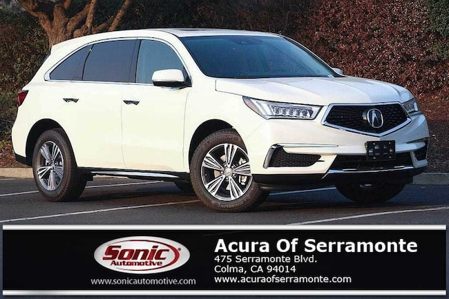Acura Santa Monica >> Used 2019 Acura Mdx 3 5l For Sale In Santa Monica Ca Stock Kl006065a
