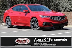 New 2019 Acura TLX 3.5 V-6 9-AT P-AWS with A-SPEC Sedan in the Bay Area