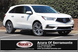 New 2019 Acura MDX SH-AWD with Technology Package SUV for sale in Colma, CA
