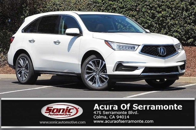 New 2019 Acura MDX SH-AWD with Technology Package SUV San Francisco Bay Area