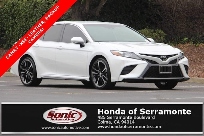 Used 2018 Toyota Camry For Sale In Walnut Creek Ca Vin