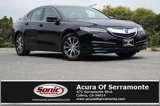 New 2015 Acura TLX 2.4 8-DCT P-AWS Sedan in the Bay Area