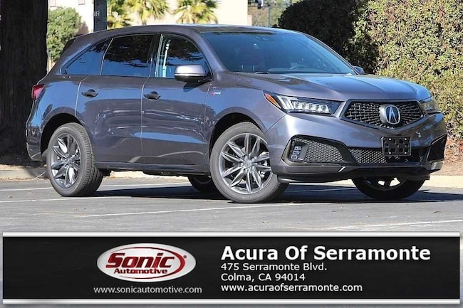 New 2019 Acura MDX SH-AWD with A-Spec Package SUV San Francisco Bay Area