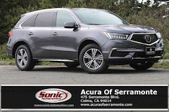 New 2019 Acura MDX Base SUV in the Bay Area