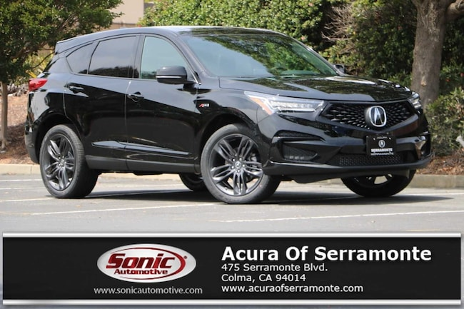 2020 Acura Rdx With A Spec Package For Sale In Colma Ca Stock