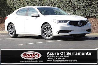 New 2019 Acura TLX 2.4 8-DCT P-AWS Sedan for sale in Colma, CA