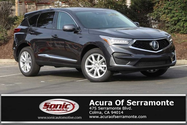 New 2019 Acura RDX Base SUV San Francisco Bay Area