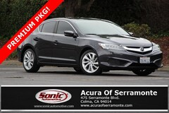 2016 Acura ILX 2.4L w/Premium Package (A8) Sedan