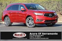 New 2019 Acura MDX SH-AWD with Advance Package SUV in the Bay Area