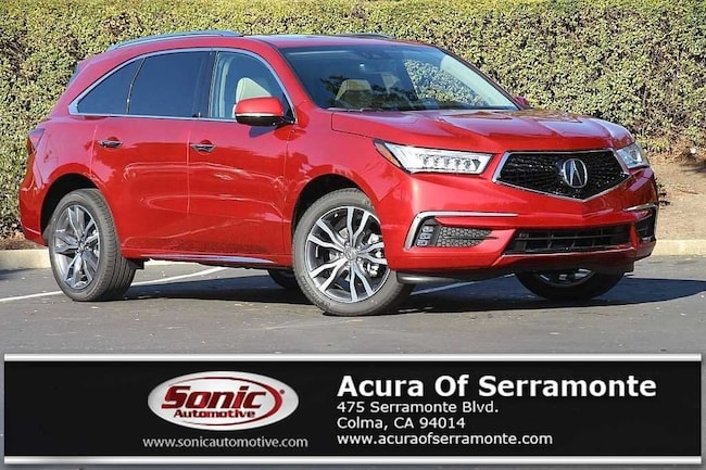 New 2019 Acura MDX SH-AWD with Advance Package SUV San Francisco Bay Area