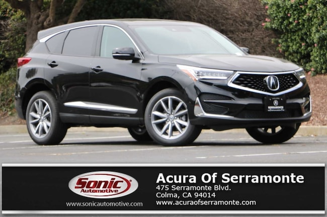 New 2020 Acura RDX SH-AWD with Technology Package SUV San Francisco Bay Area