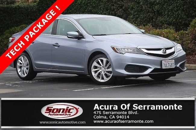 Used 2016 Acura ILX 2.4L w/Technology Plus Package (A8) Sedan in the Bay Area