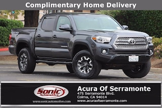 Used 2017 Toyota Tacoma TRD Off Road V6 Truck Double Cab in Colma, CA