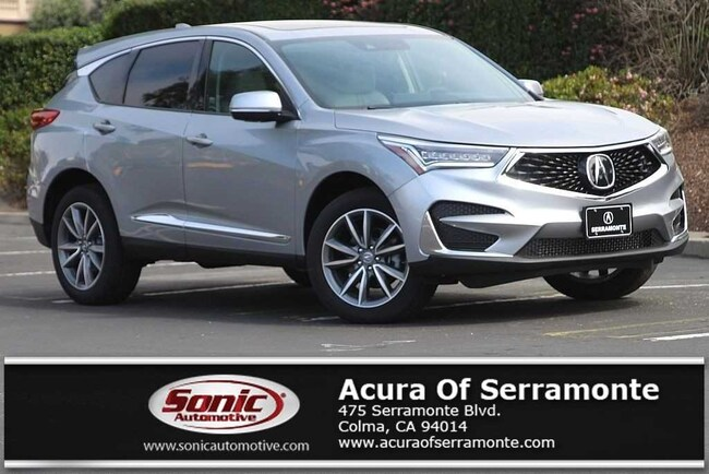 New 2019 Acura RDX SH-AWD with Technology Package SUV San Francisco Bay Area