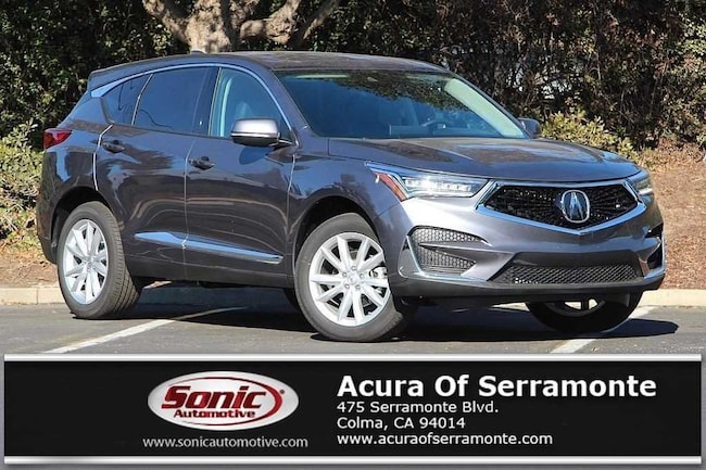 New 2019 Acura RDX SH-AWD SUV San Francisco Bay Area