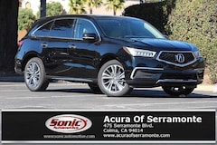 New 2019 Acura MDX SH-AWD with Technology Package SUV in the Bay Area