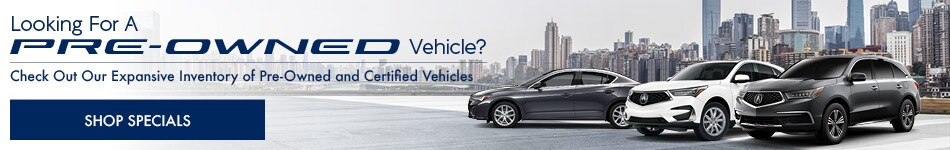 Looking For A Pre-Owned Vehicle?
