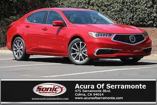 New 2019 Acura TLX 3.5 V-6 9-AT SH-AWD Sedan in the Bay Area