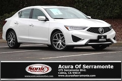New 2019 Acura ILX with Premium Package Sedan in the Bay Area