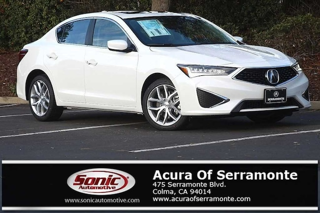 New 2019 Acura ILX Base Sedan San Francisco Bay Area