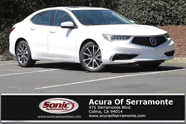New 2019 Acura TLX 3.5 V-6 9-AT P-AWS Sedan San Francisco Bay Area