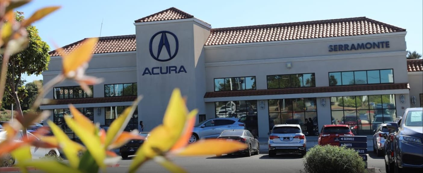 Acura Dealership in Colma CA