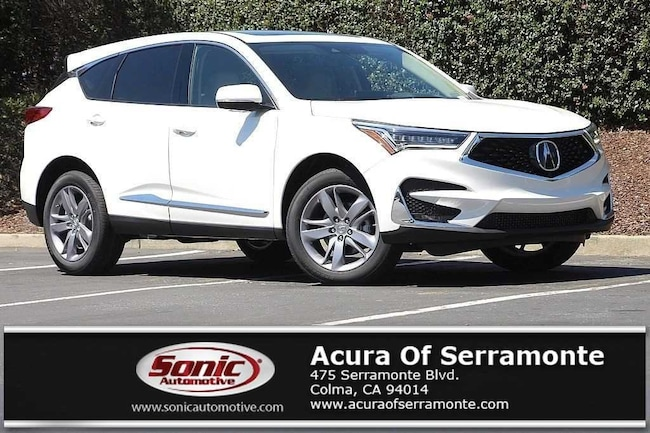 New 2019 Acura RDX with Advance Package SUV San Francisco Bay Area