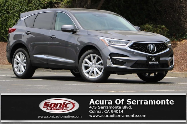 New 2020 Acura RDX Base SUV San Francisco Bay Area