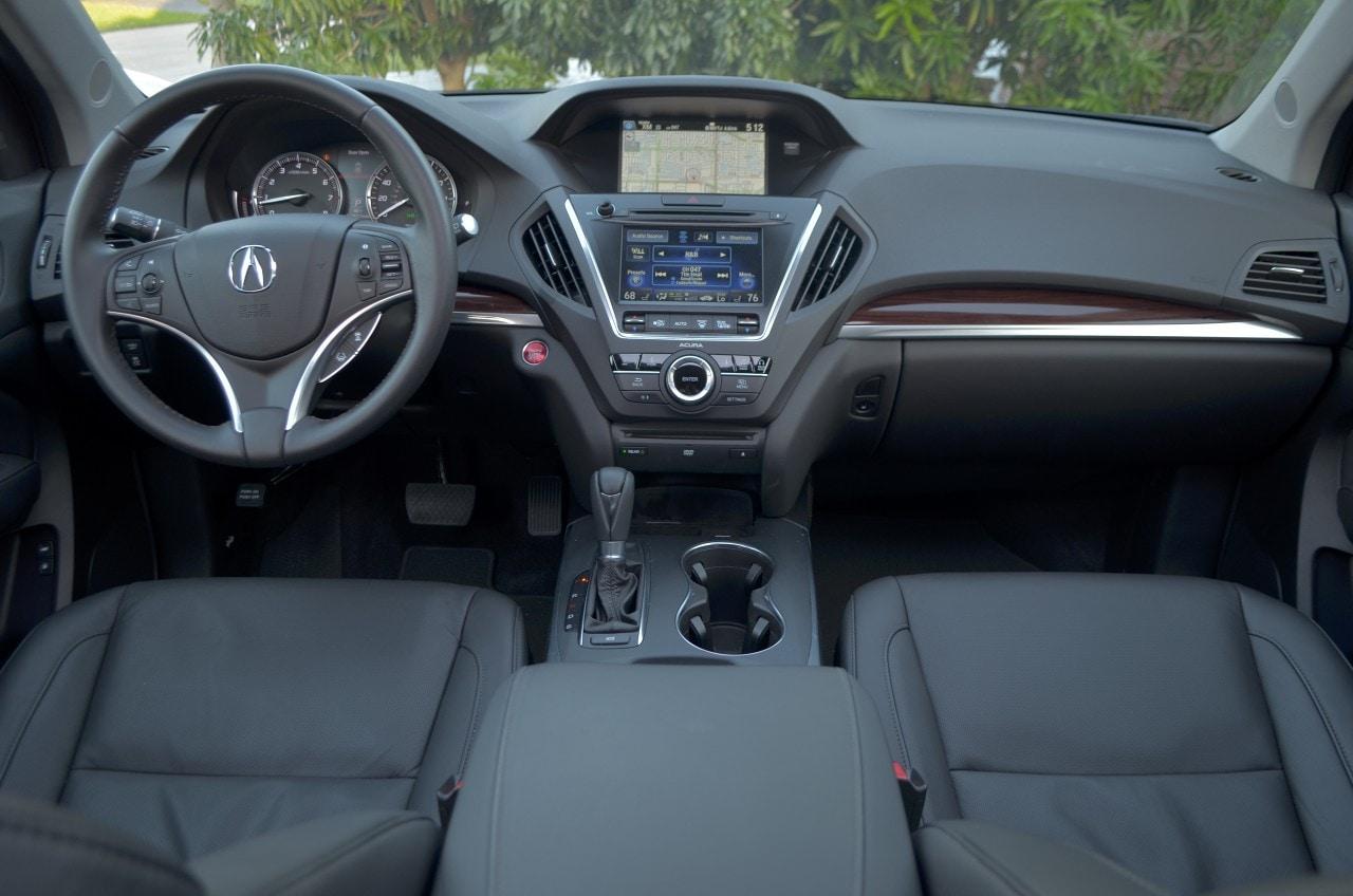 2015 Acura Mdx Sanford Fl Autonation Acura North Orlando