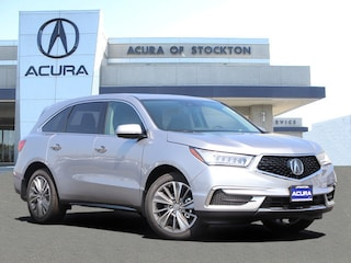 New 2018 Acura MDX SH-AWD with Technology Package SUV 12849 in Stockton, CA