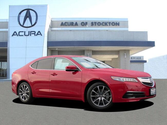 Certified Used 2017 Acura TLX V6 Sedan Stockton