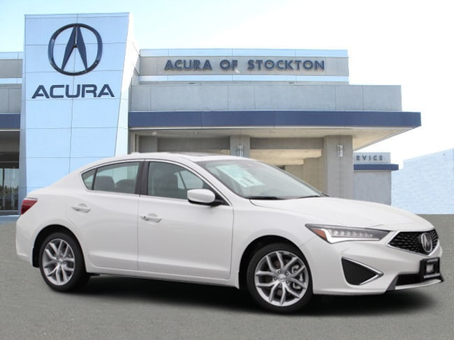 New 2019 Acura ILX Base Sedan in Stockton, CA